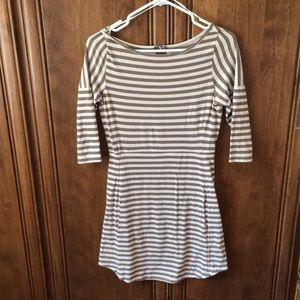 Quicksilver Striped Dress